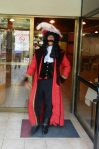 Captain Hook - or is it Captain Kidd?